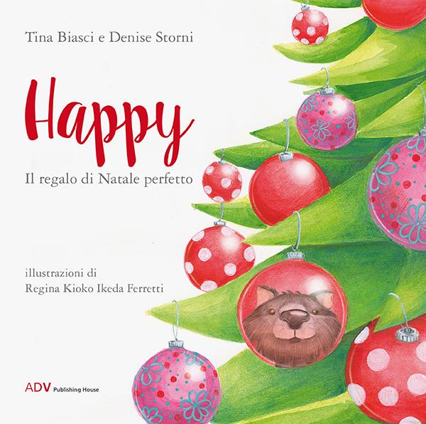 Il Regalo Di Natale Perfetto.Happy Il Regalo Di Natale Perfetto