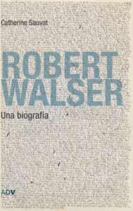 Copertina Robert Walser